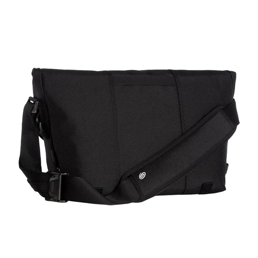 Timbuk2 Classic Messenger Bag Black Medium Back