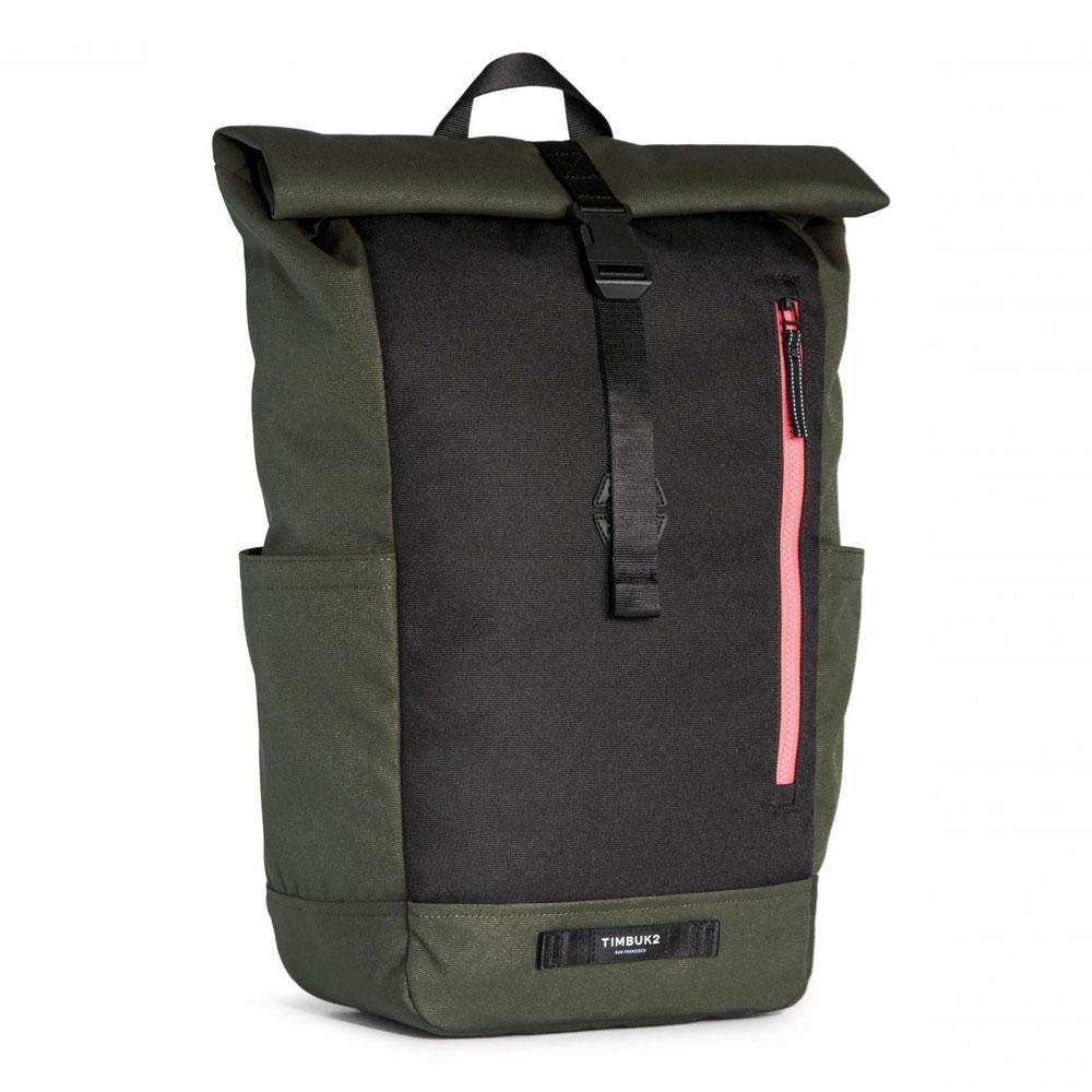 Timbuk2 Black Rebel Tuck Pack Backpack 20L