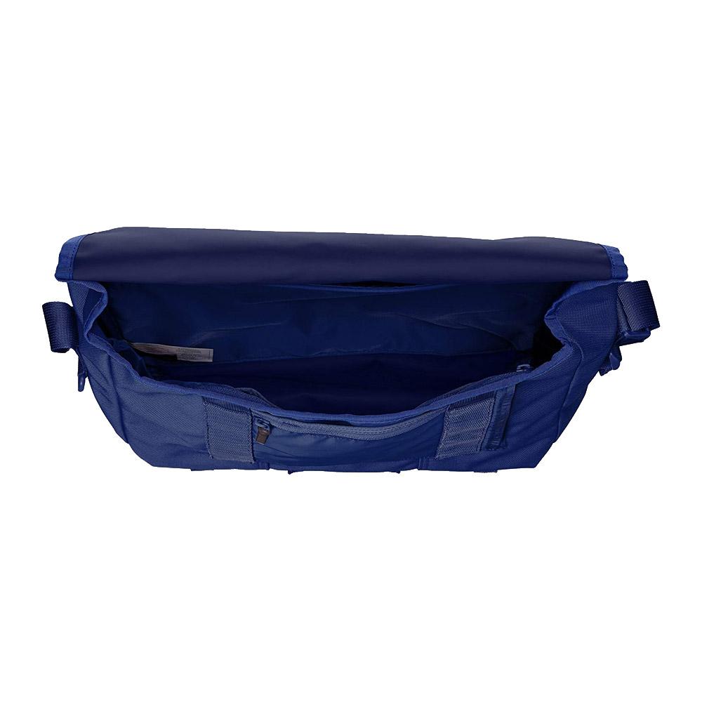 Timbuk2 Classic Messenger Bag Blue Wish Small Inside