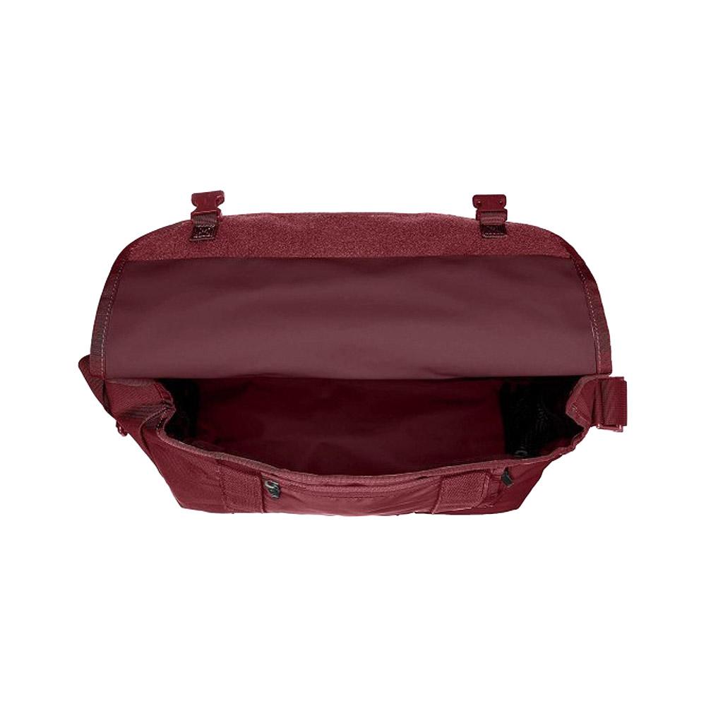 Timbuk2 Classic Messenger Bag Collegiate Red Small Inside