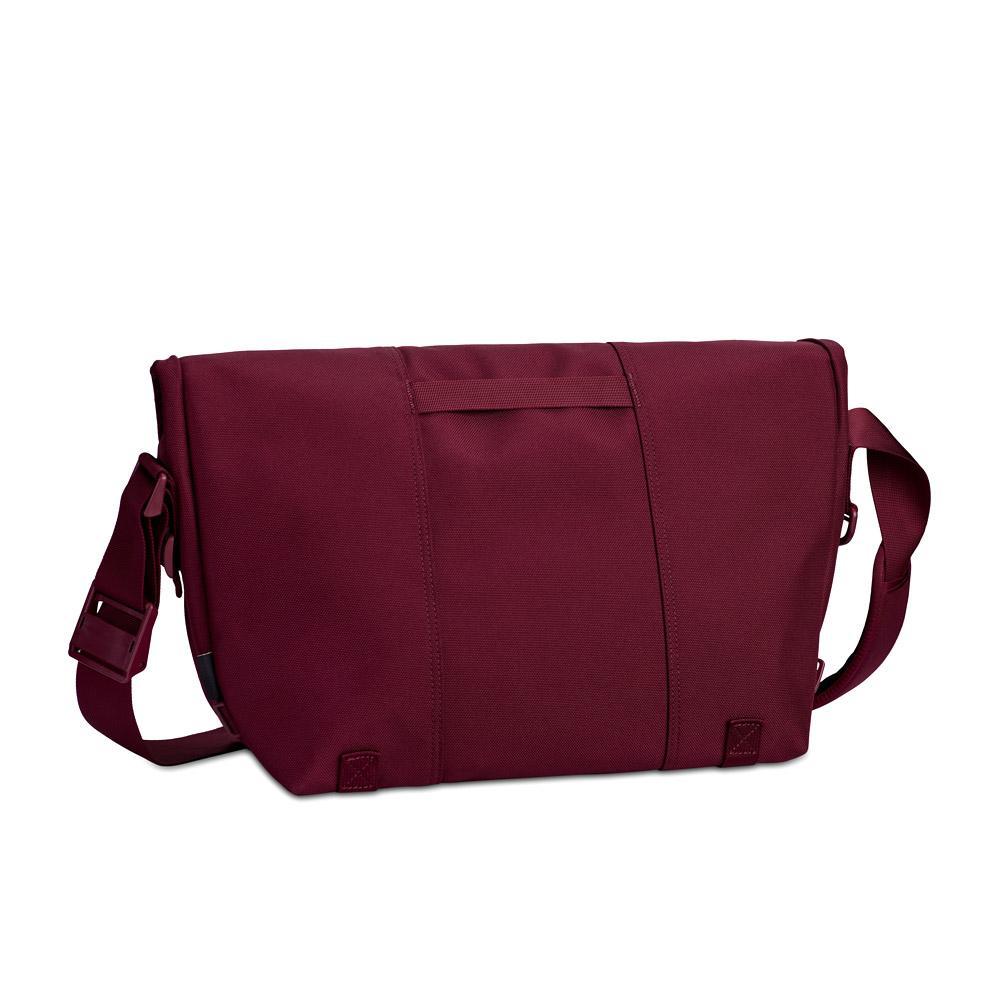 Timbuk2 Classic Messenger Bag Collegiate Red Small Back