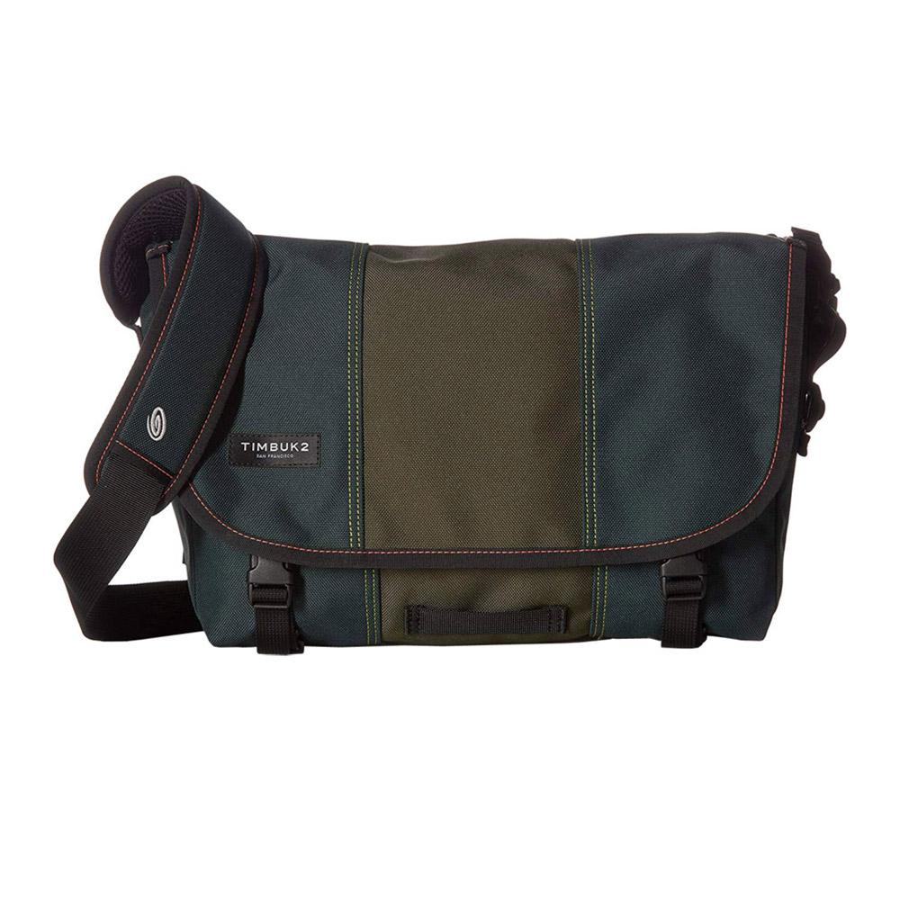 Timbuk2 Classic Messenger Bag Toxic Medium Front