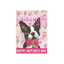 To The Best Mom Ever Greeting Card