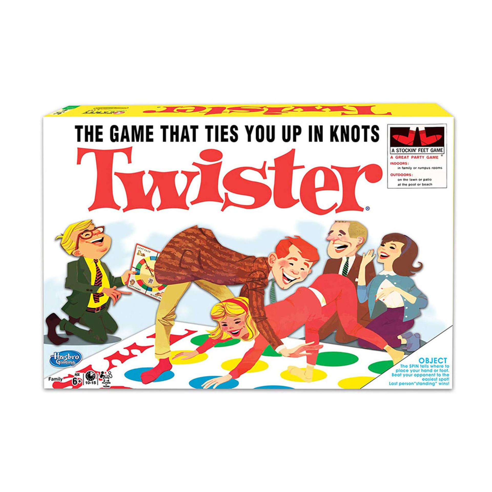 Twister Game Box