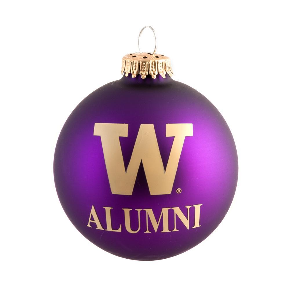 UW Alumni Ornament
