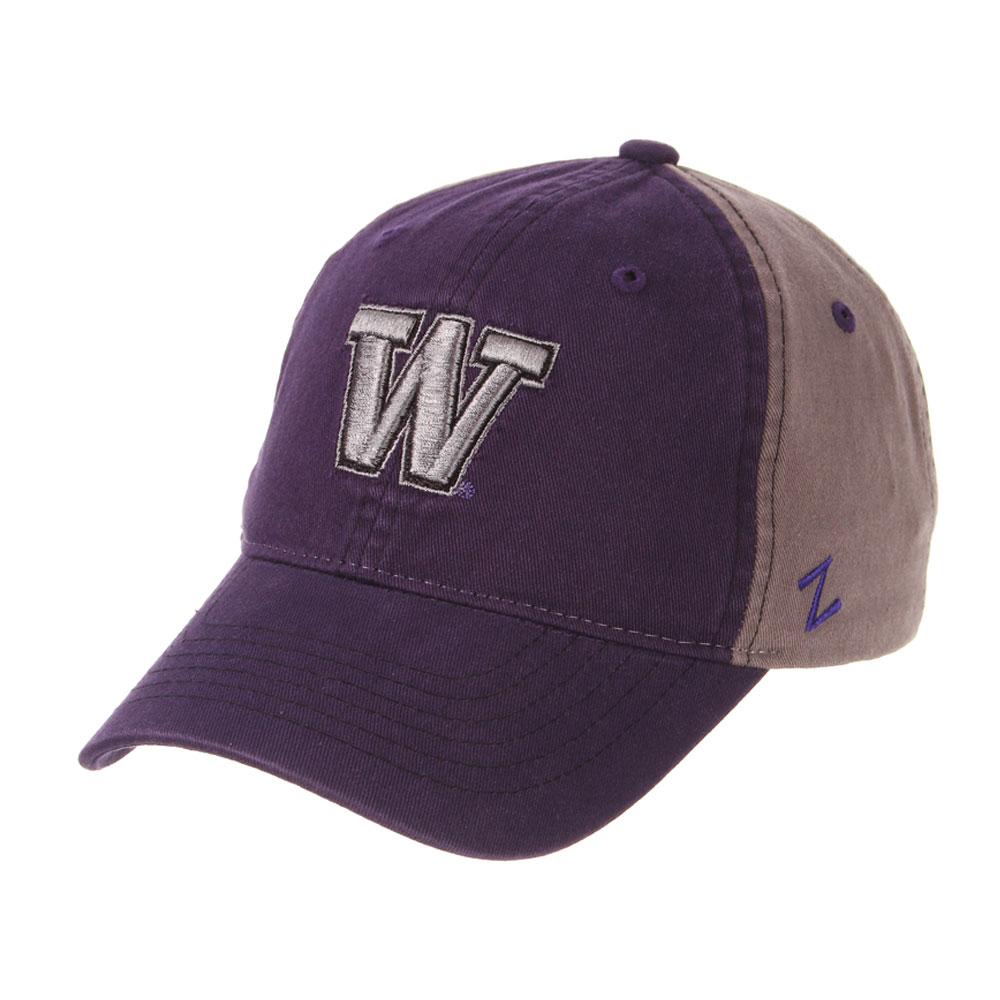 cheaper 23888 c3938 UW Zephyr Unisex Purple W Moonscape Buckle Hat