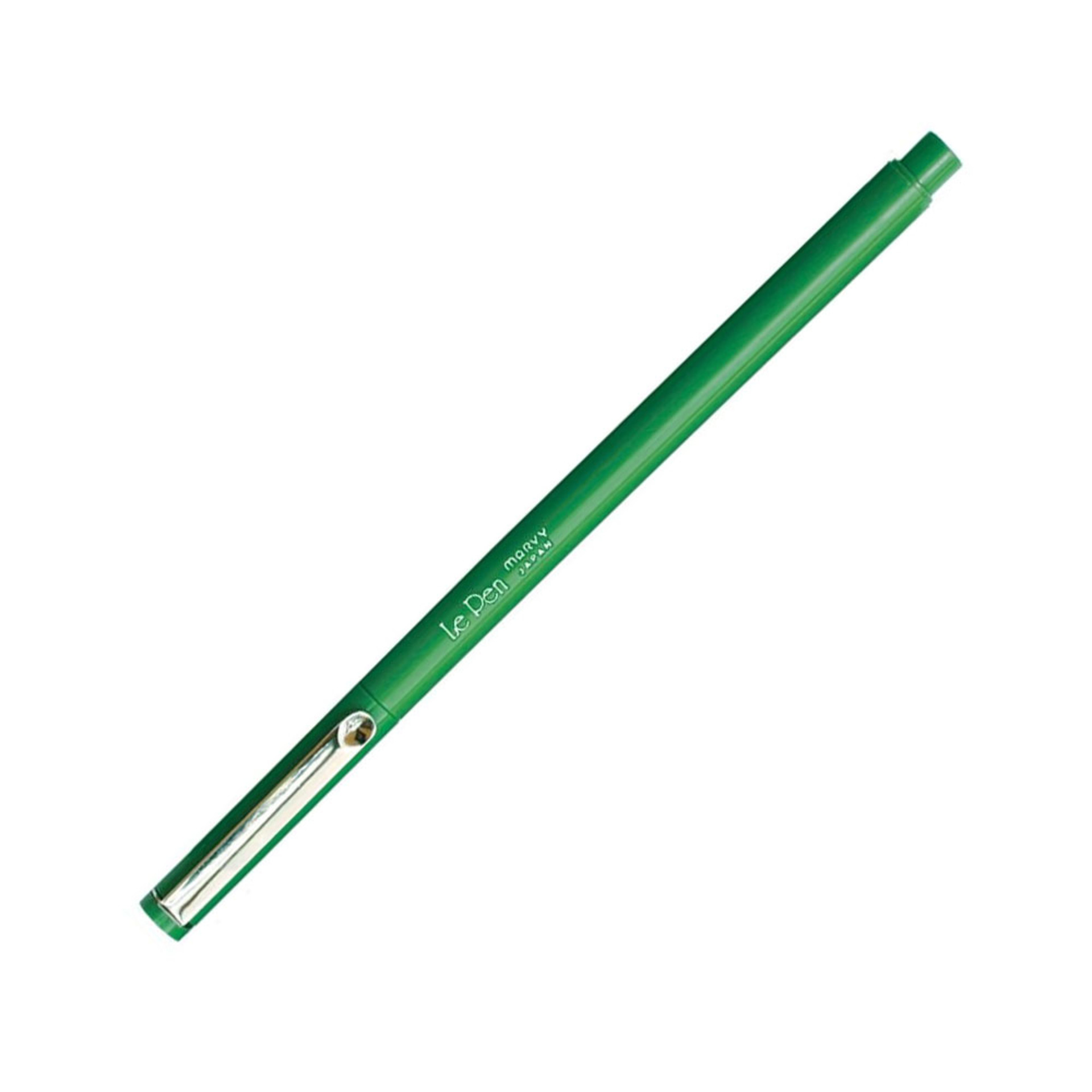 Uchida Marvy Le Pen Micro-Fine Point .3mm Pen – Green