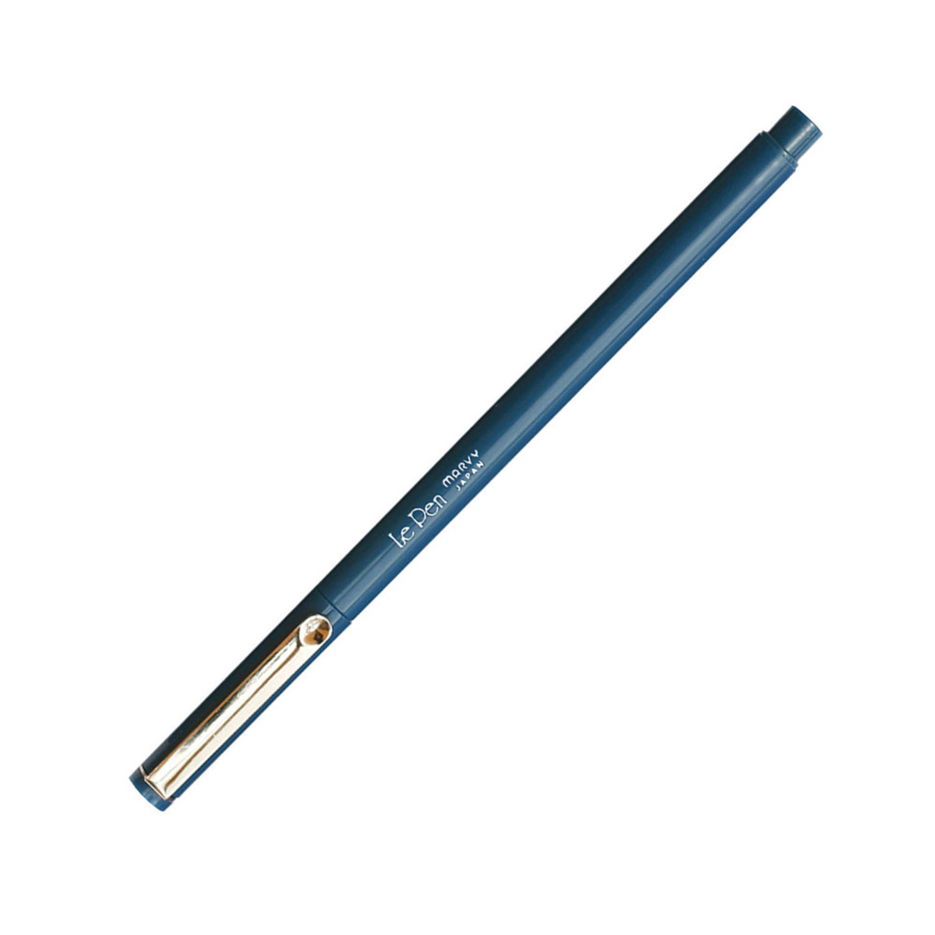 Uchida Marvy Le Pen Micro-Fine Point .3mm Pen – Orient Blue