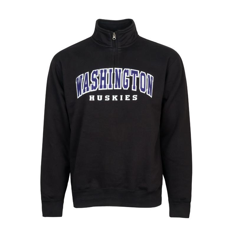 5db8e6deb0275 Unisex Washington Twill Quarter-zip Sweatshirt