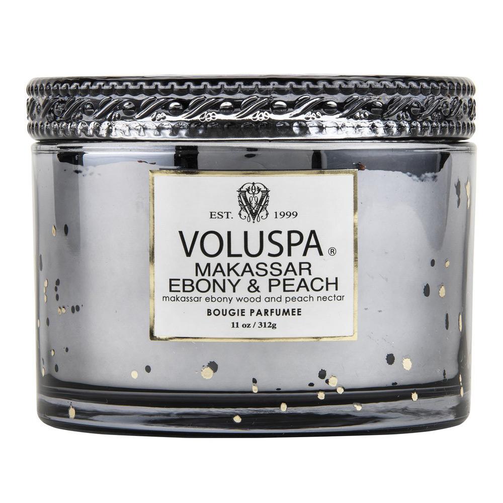 Voluspa Makassar Ebony Corta Maison Candle