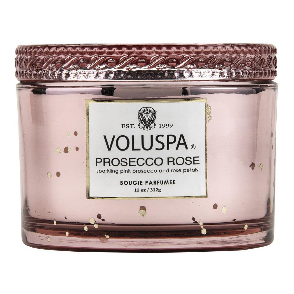 Voluspa Prosecco Rose Corta Maison Candle