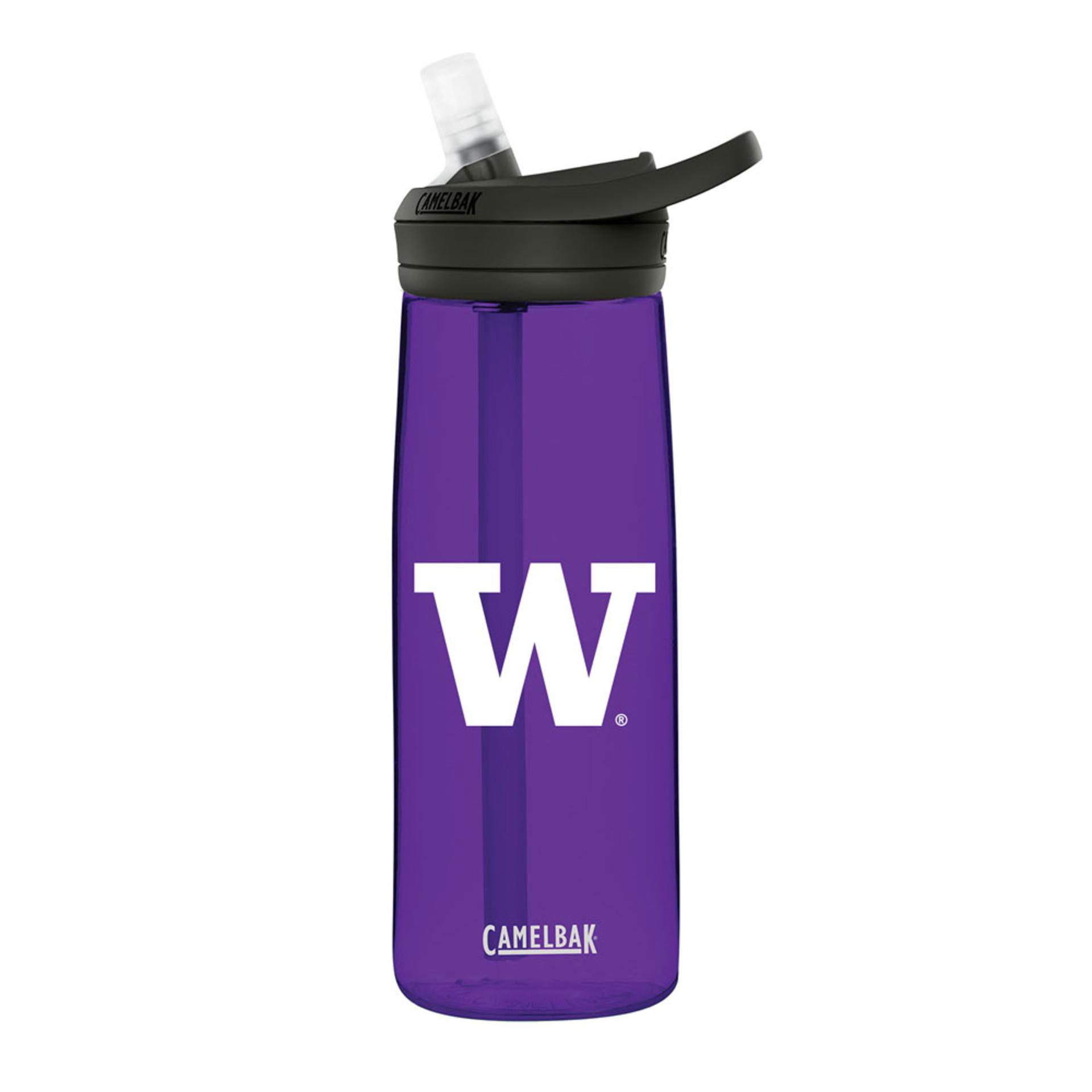 Camelbak Purple W Eddy Water Bottle .75L