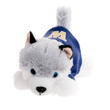 Mascot Factory UW Husky Chublet Plush with Sweater