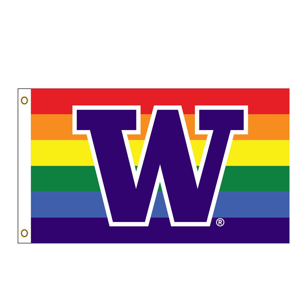 Neil W Pride Flag 3'x5'