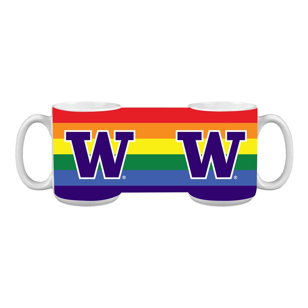 Neil W Pride Impact Mug 15oz
