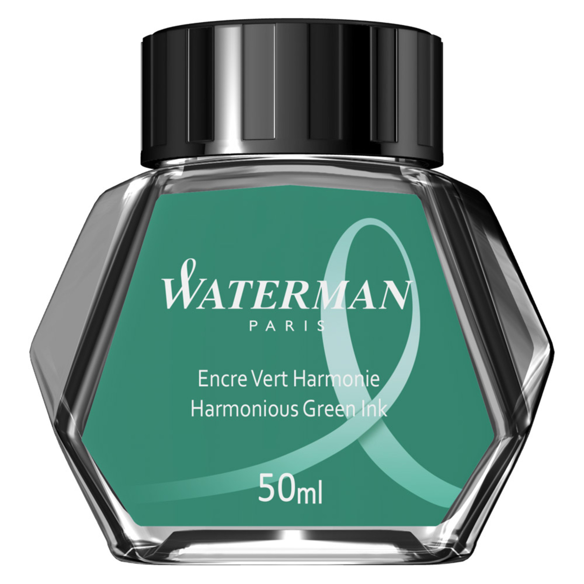 Waterman Fountain Pen Ink Green 50ml