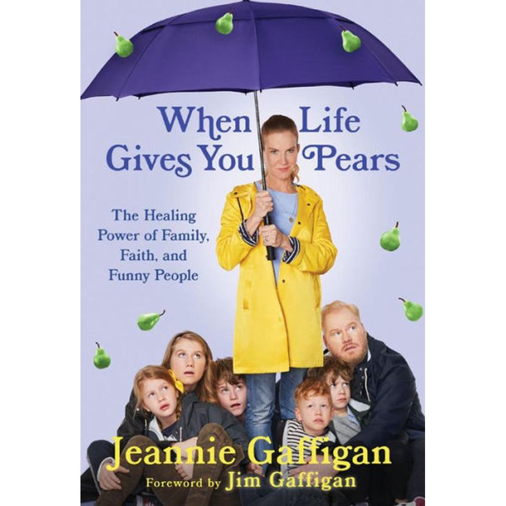 When Life Gives You Pears by Jeannie Gaffigan
