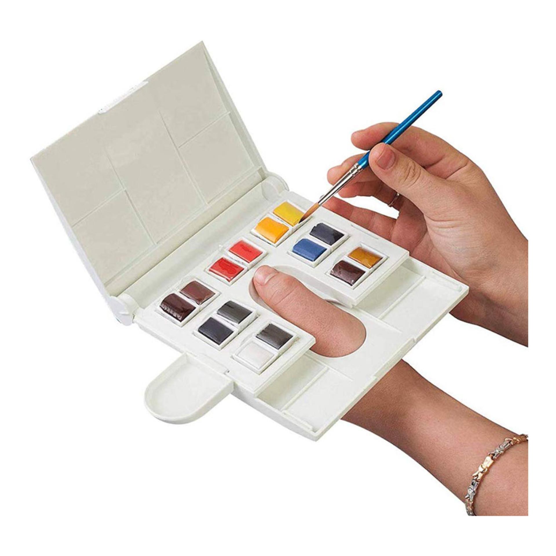 Winsor & Newton Compact Watercolor Mixing Tray