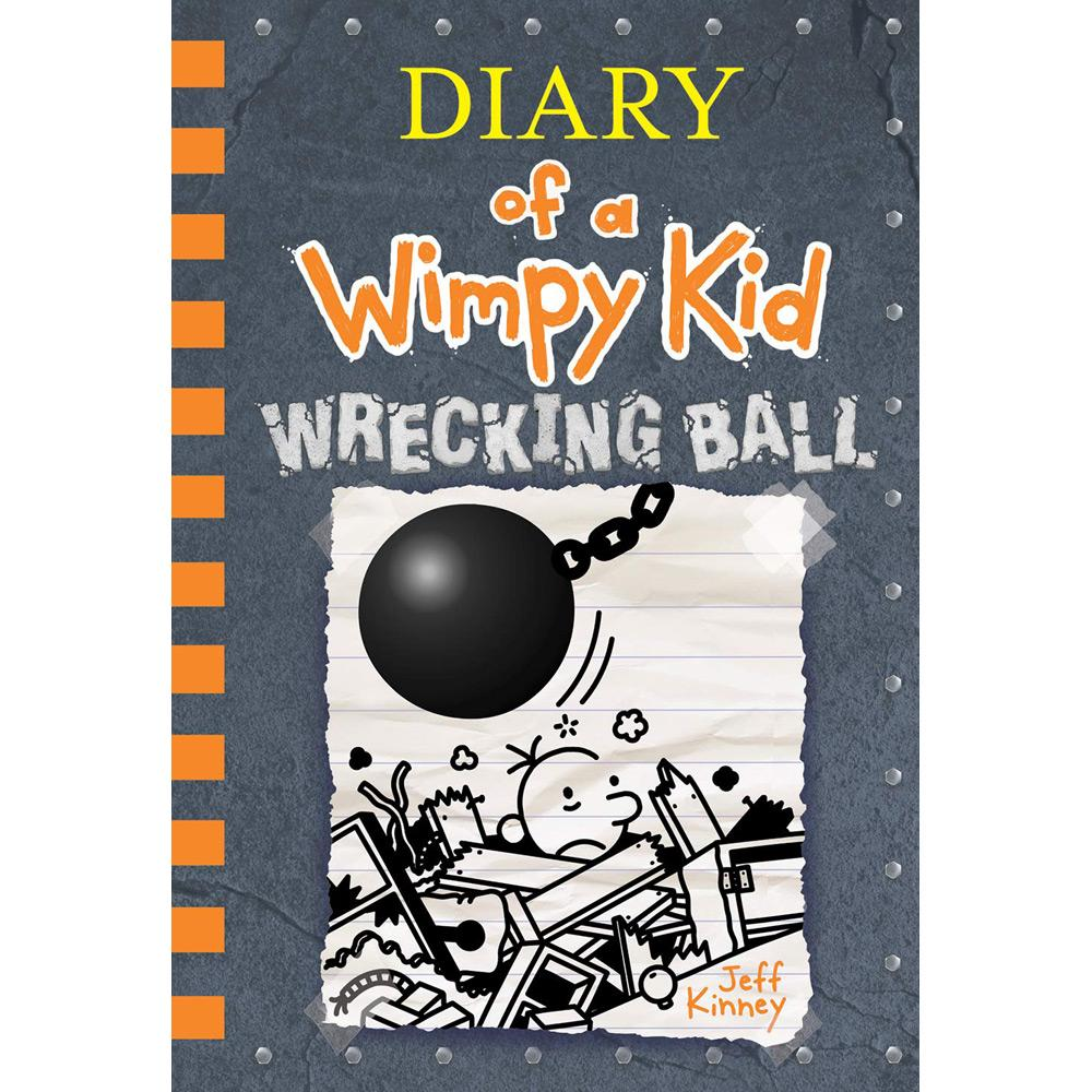 Wrecking Ball by Jeff Kinney