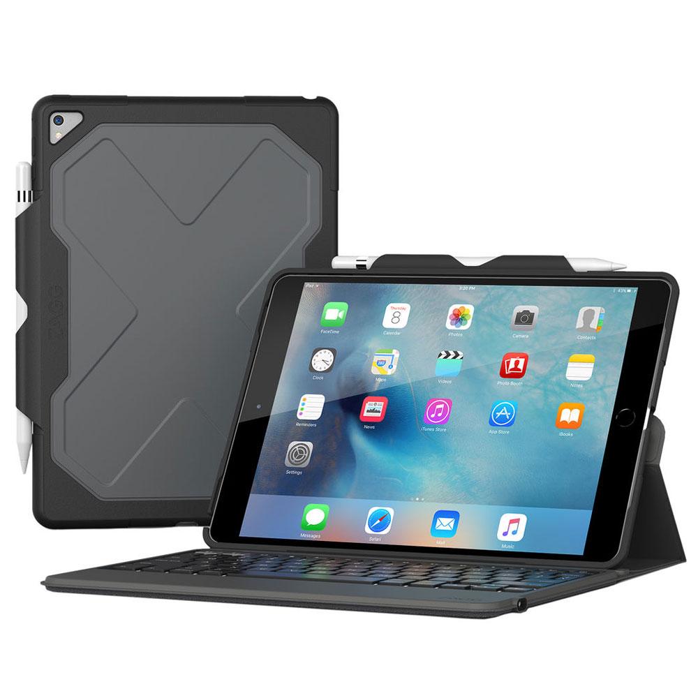 "Zagg iPad Pro 10.5"" Rugged Keyboard Folio Cover"