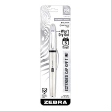 Zebra PM-701 Permanent Marker Black