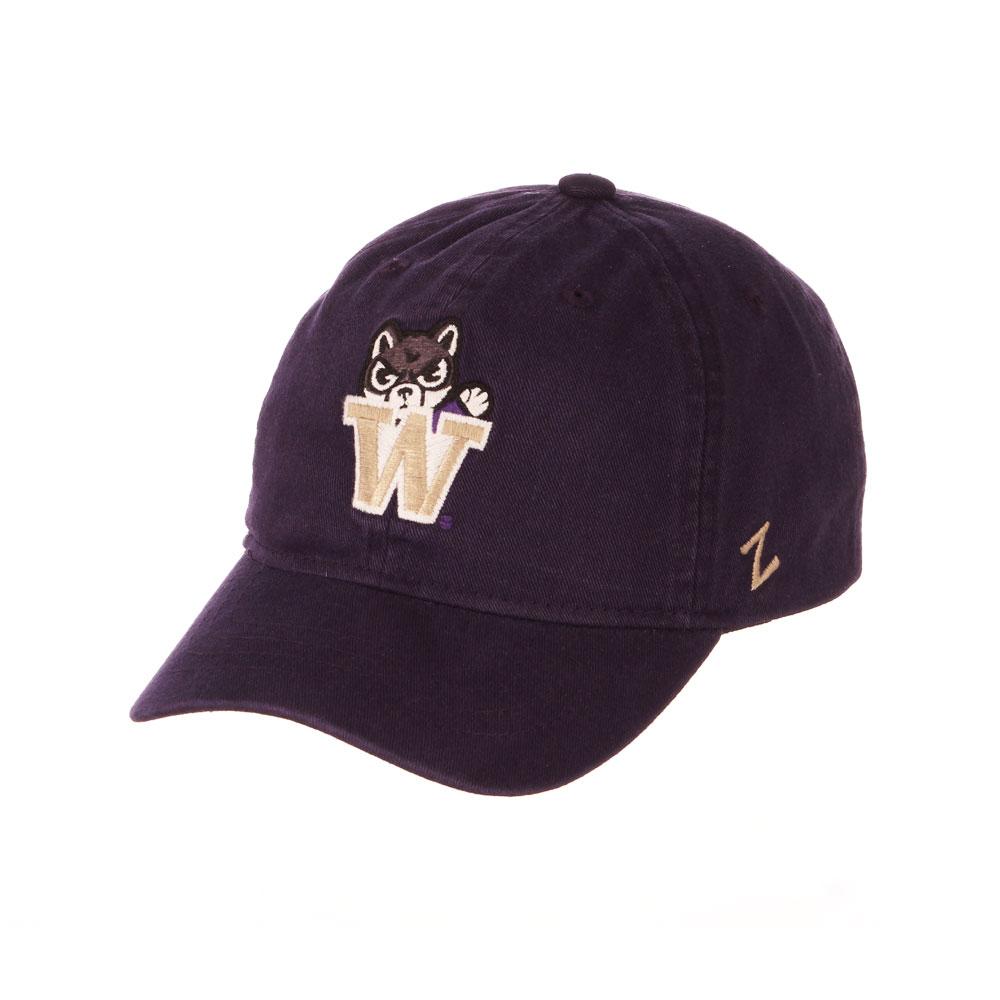 Zephyr Toddler Purple Tokyodachi Asobi Adjustable Hat