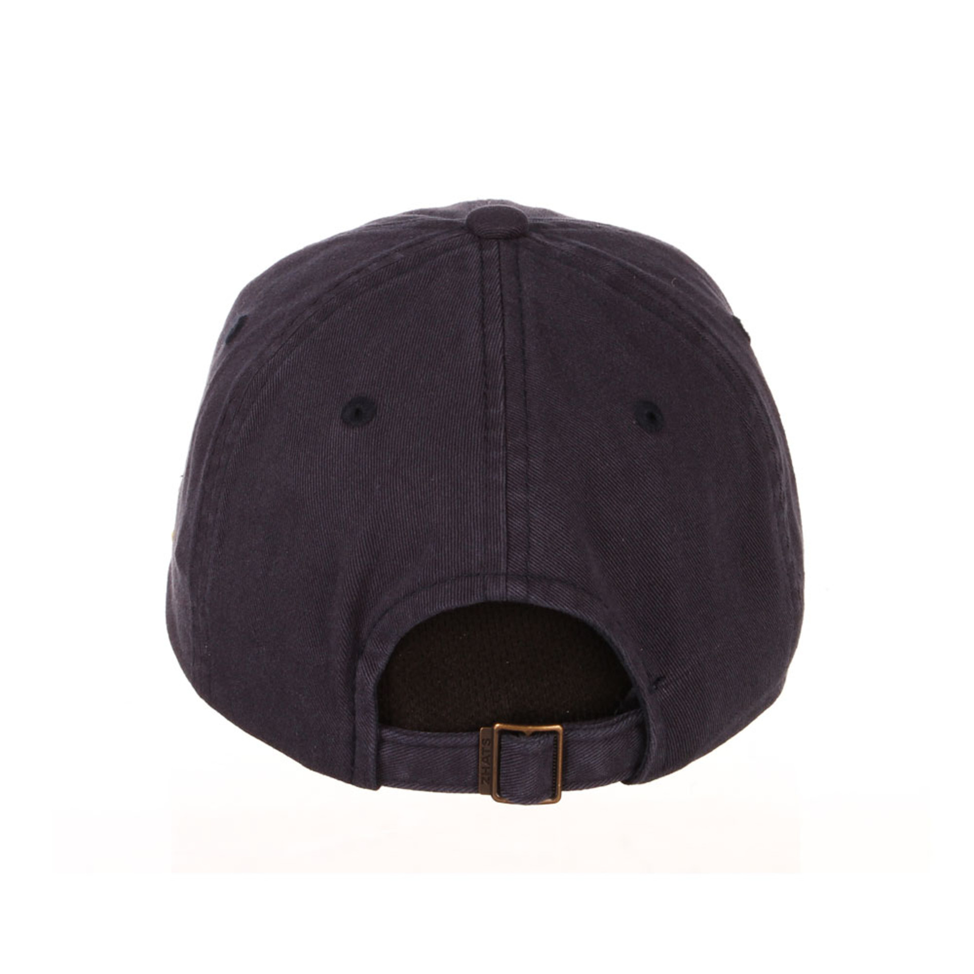 Zephyr Unisex Navy W Oar Scholarship Adjustable Hat – Back