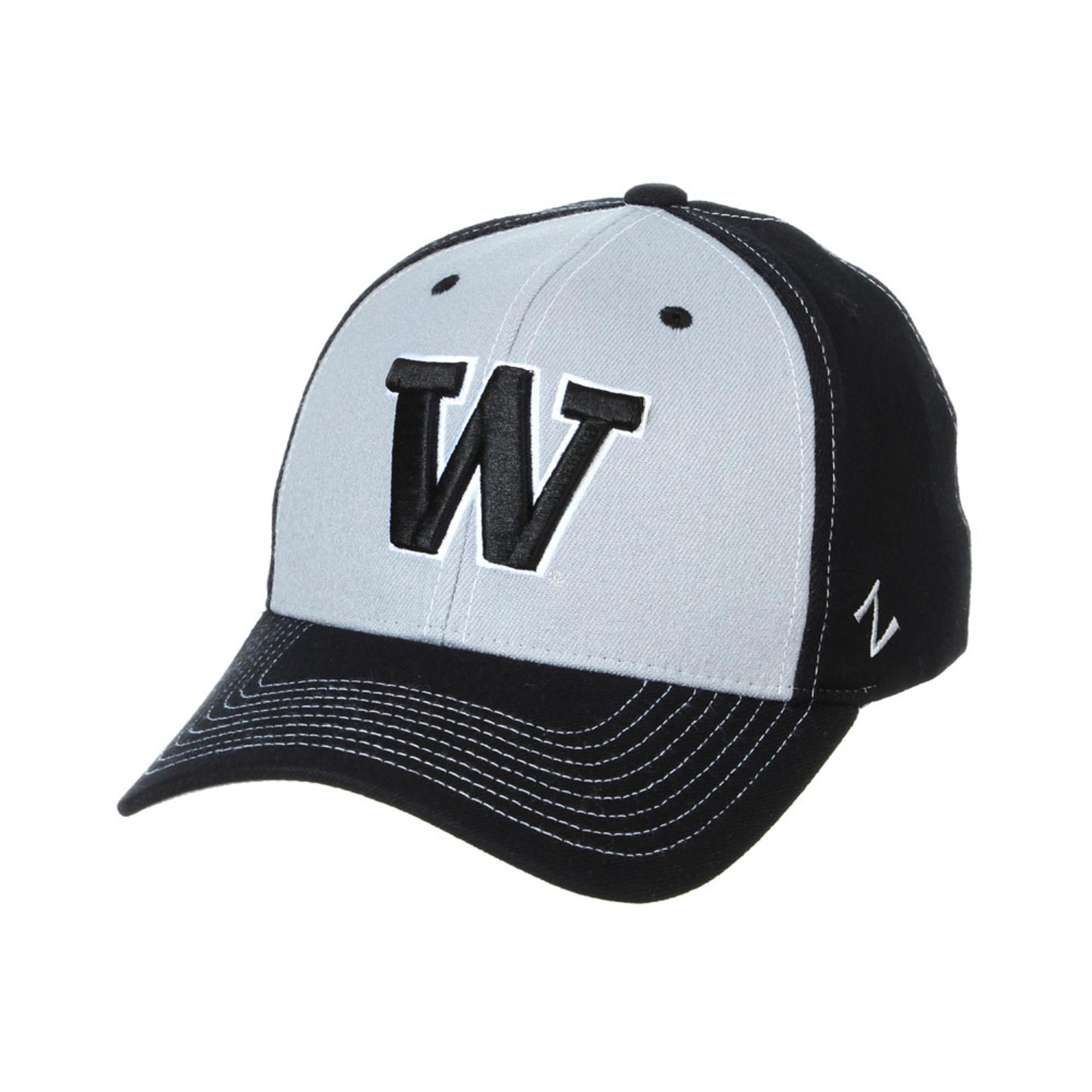 Zephyr Unisex W ZH Sediment Stretch Fit Hat – Front