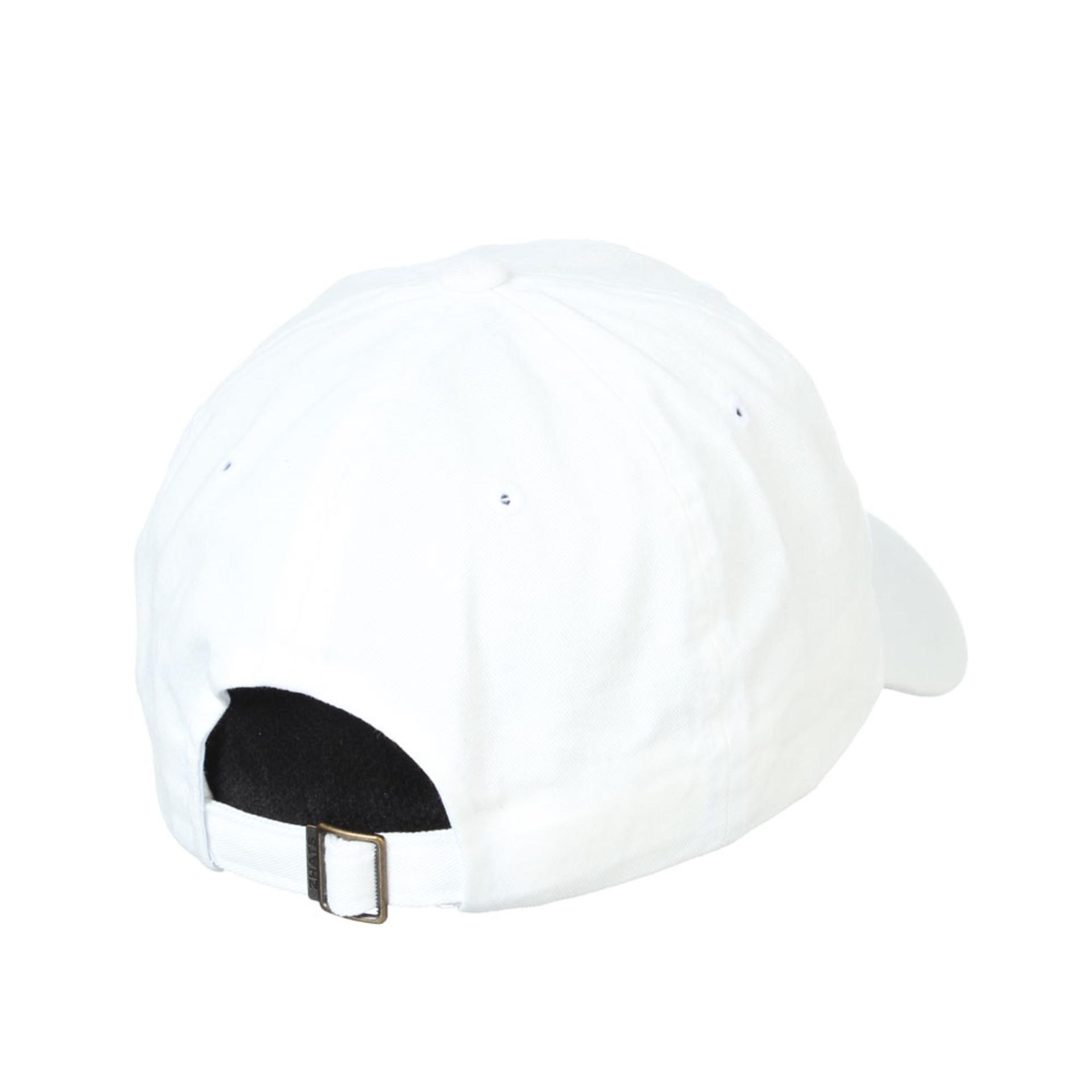 Zephyr Unisex White Washington W Collegian Adjustable Hat – Back