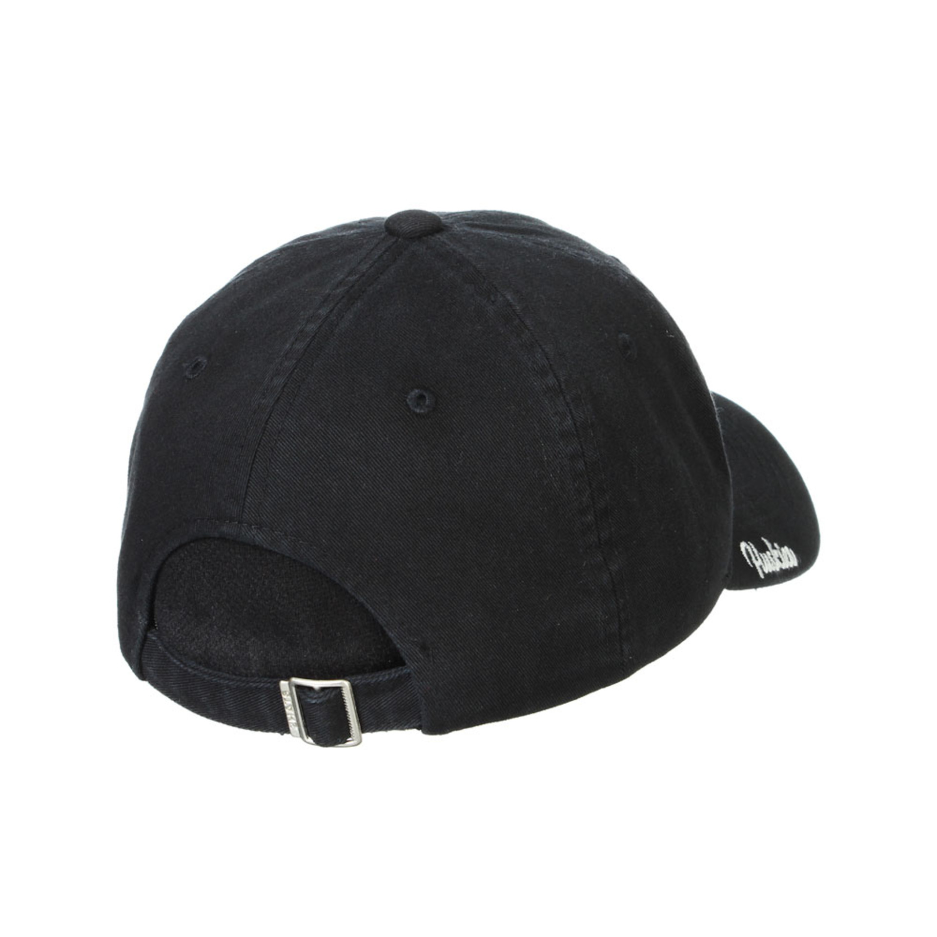 Zephyr Women's Black W Pepper Adjustable Hat – Back