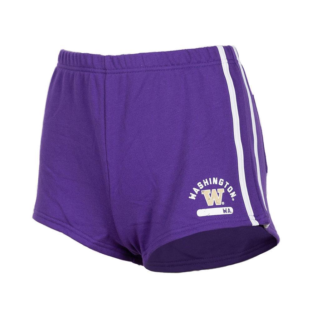 Zoozatz Women's Washington W Roller Short – Purple