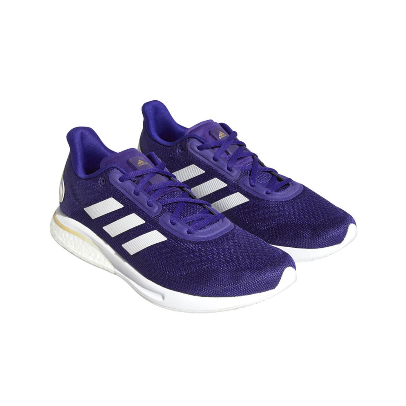 adidas Men's W Purple Supernova Running Shoe