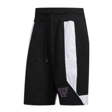 adidas Men's W Swingman Basketball Shorts – Front