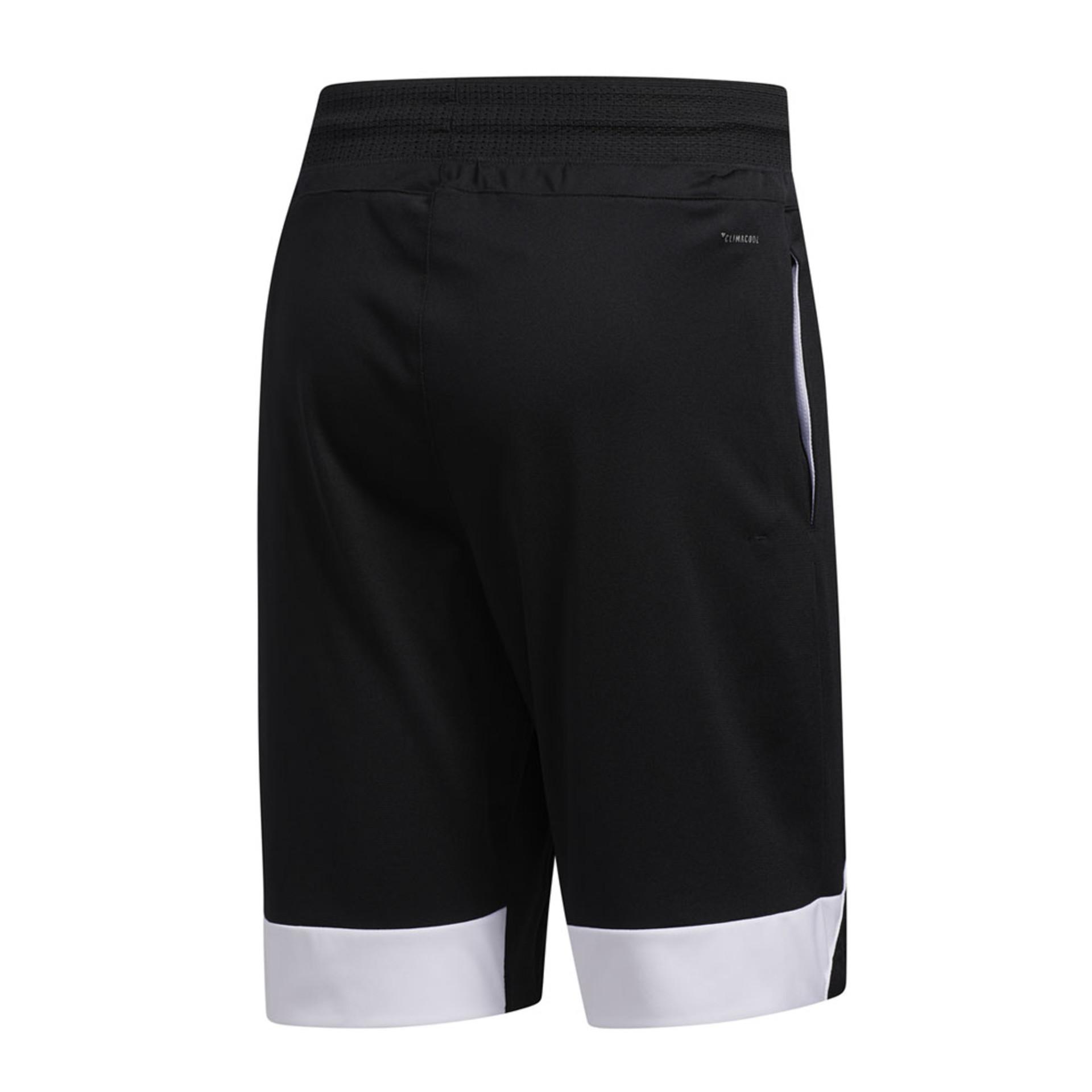 adidas Men's W Swingman Basketball Shorts – Back