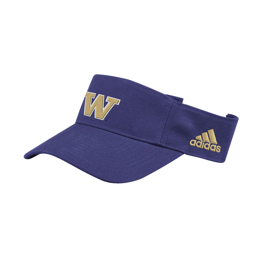 adidas Unisex W Coach High Visor – Purple
