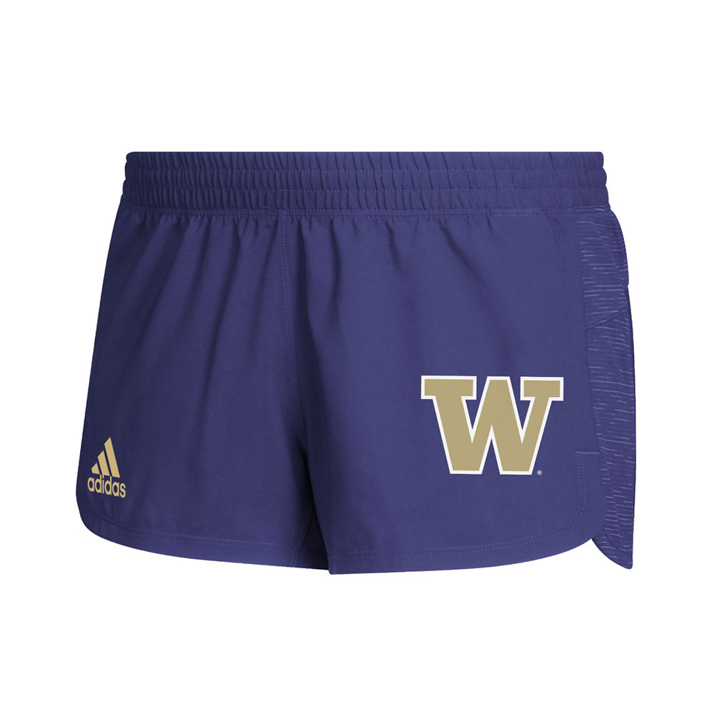 adidas Women's W Game Mode Shorts – Purple