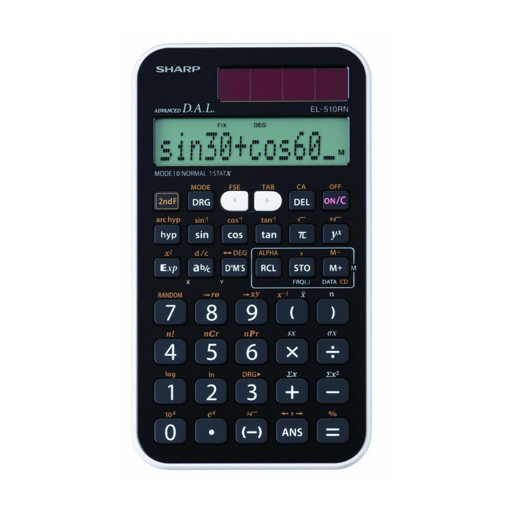 Sharp EL-510RN Calculator
